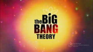 Теория большого взрыва все картинки из заставки