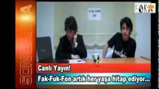 Öğrenciden komik reklamlar Fak-fuk TV haberler :))