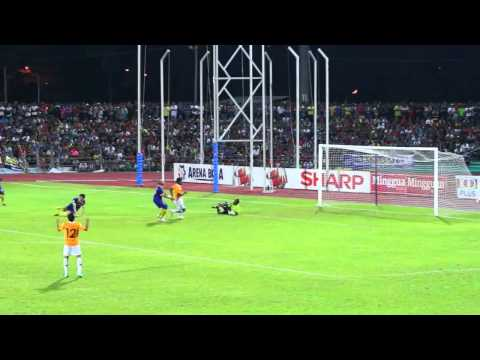 Malaysia Premier League 2014: Pulau Penang vs PDRM FA Replay