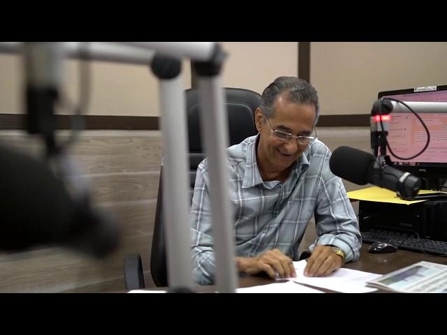 Jairo Alves - homenageado Prêmio Setransp de Jornalismo ano IX - 2019