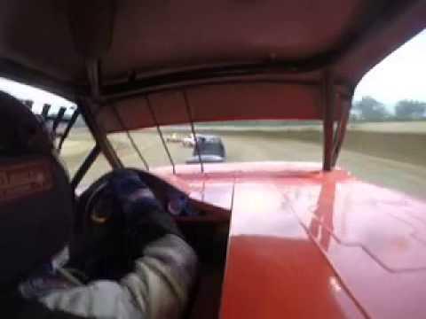 6.5.15 Moler Raceway Park Freedom 4 Chevette Heat Race
