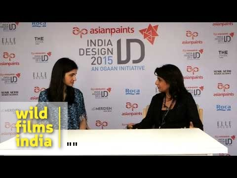 Aashti Bhartia, Director of Ogaan speaks at India Design ID 2015 Mp3