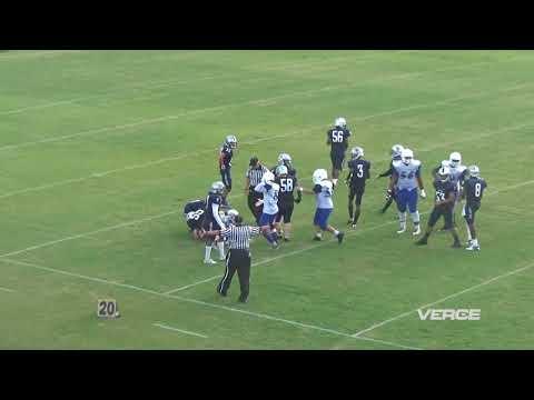 Lavelton Williams-Ft. Lauderdale High School-Class of 2019-RB vs. Taravella High