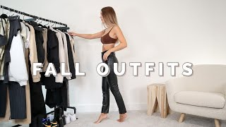 CASUAL FALL OUTFITS | 20 fall outfit ideas 2021