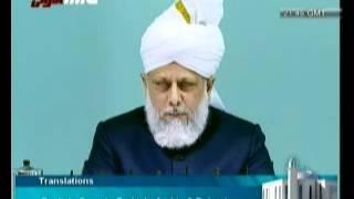 Les Amis de Dieu (Awliya-Allah) - Sermon du 20 novembre 2009