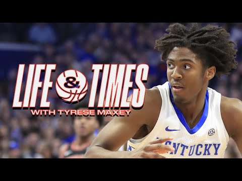 Kentucky Star Tyrese Maxey Has Been Grinding Daily To Get Ready For The Nba Draft Youtube