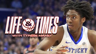 From waking up at 4:50am to making 2,000 shots a day, here's an inside look the kentucky star's daily routine as he gets ready for 2020 nba draft.subs...