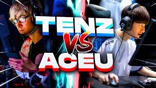 I WENT UP AGAÏNST ACEU IN RANKED !!! | C9 Tenz VS Aceu