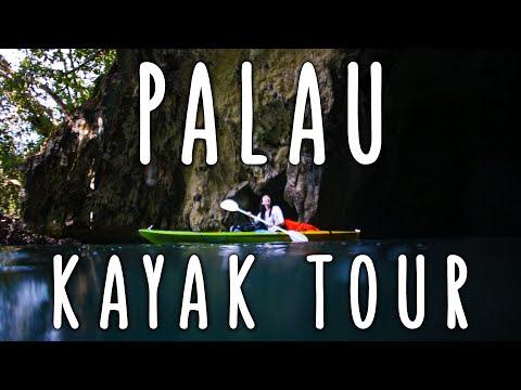 Palau Kayak Tour