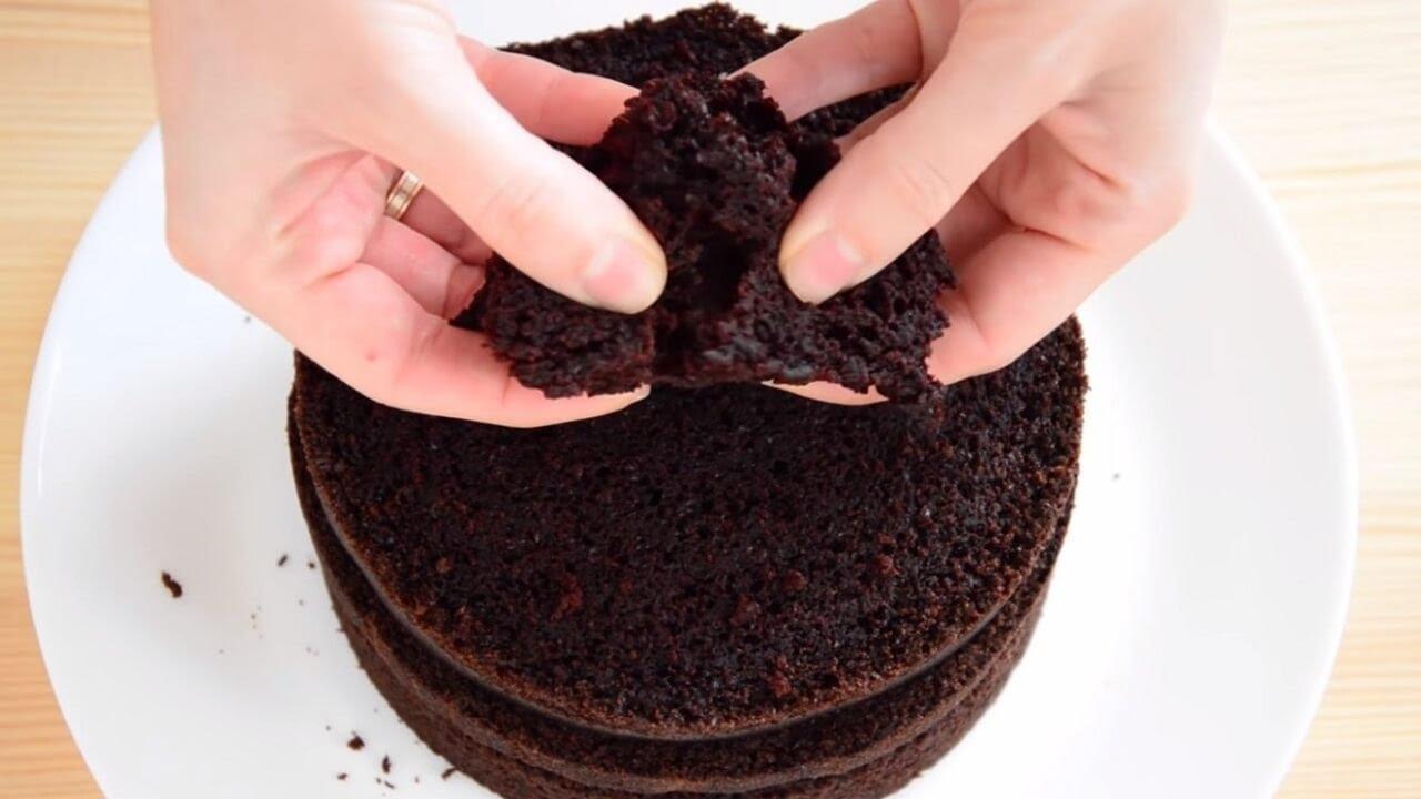 Рецепт шоколадного бисквита, которым пользуются известные кондитеры. Беспроигрышный вариант!