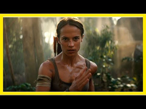 The new Tomb Raider trusts that its Lara Croft is worth watching, not just ogling