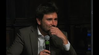 Alessandro Di Battista - International Journalism Festival (INTEGRALE)