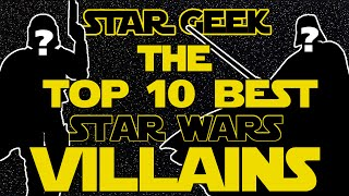 Top Ten WORST Star Wars Characters - Star Geek