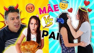 A DIFERENÇA entre MINHA MÃE e MEU PAI quando quero ir pra FESTA (MAMÃE VS PAPAI)