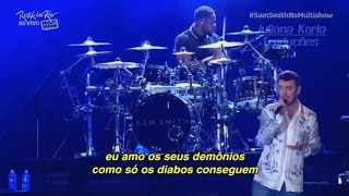 "Rock in Rio | Sam Smith - ""Like I Can"" (Legendado em Português)"