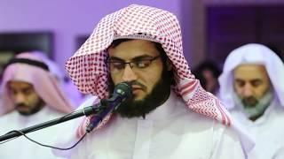 """أجمل ما قرأ رعد الكُردي من سورة طه { 1 - 76 } ,, """" مسجد احمد الحباي - دبي"""