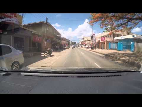 Casual Ride through Morogoro Tanzania Chri