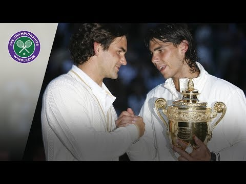 The Greatest Match: Federer v Nadal, Wimbledon 2008
