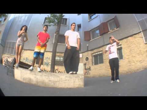 Parkour Tgn - Touch the untouchable, break the unbreakable