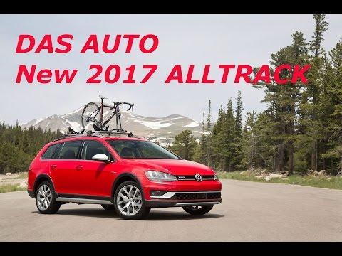 2017 Volkswagen Golf SportWagen AllTrack Review
