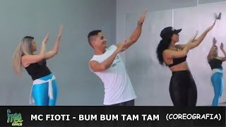 MC Fioti - Bum Bum Tam Tam - Coreografia Free Dance #boradançar
