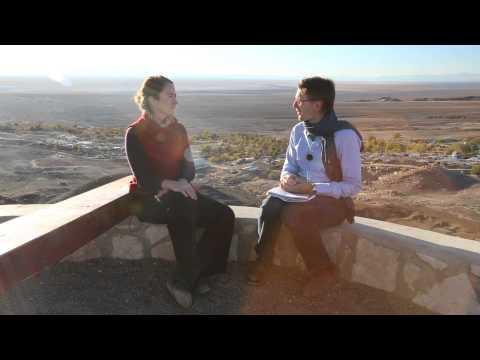 World101x: Full Interview with UQ Anthropologist Sally Babidge