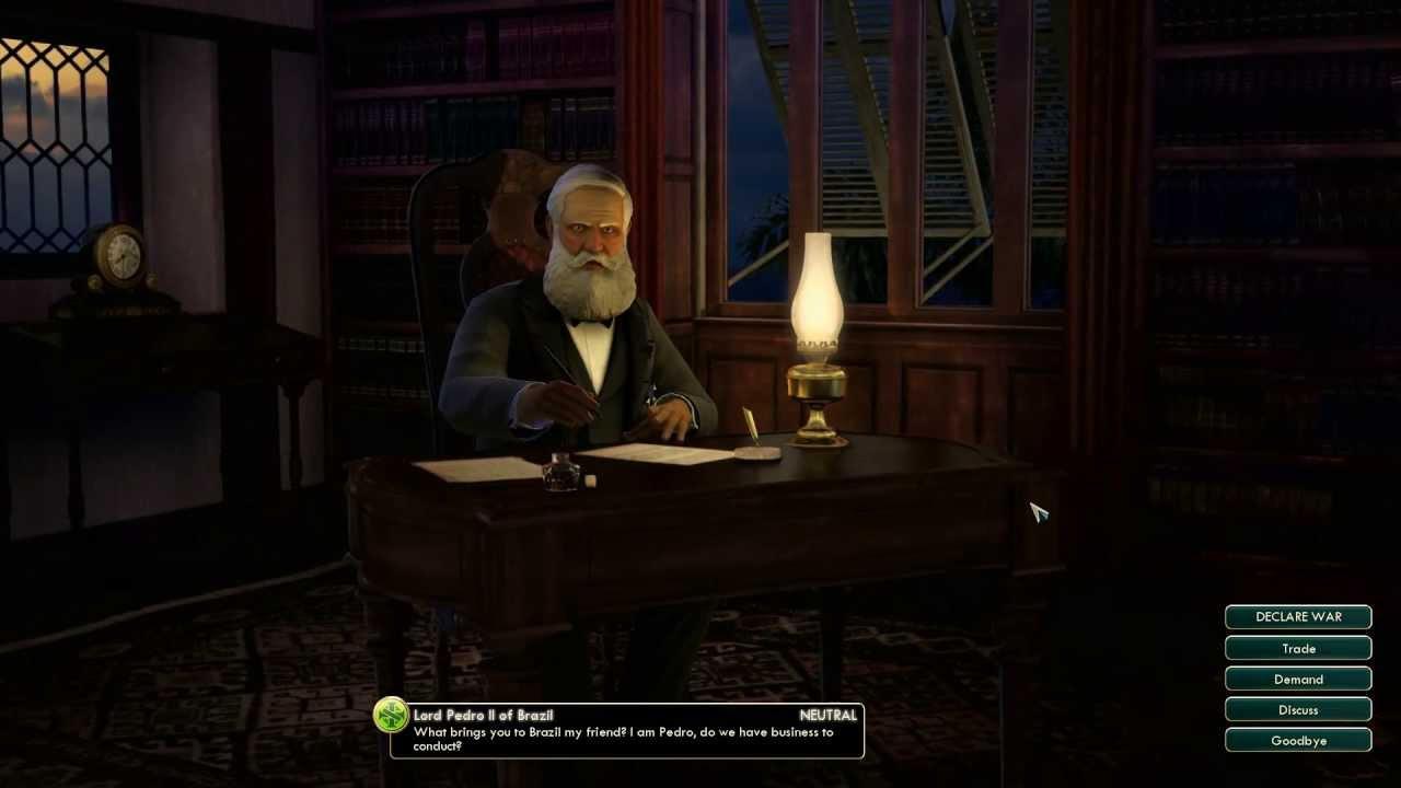 Pedro II Of Brazil - YouTube