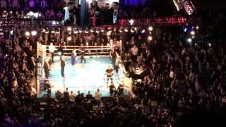 David Haye (vs Tony Bellew) Ring Walk - O2 Arena