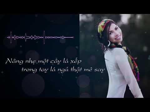 Hoa Trinh Nữ (Lyrics Audio) - Khánh Đoan