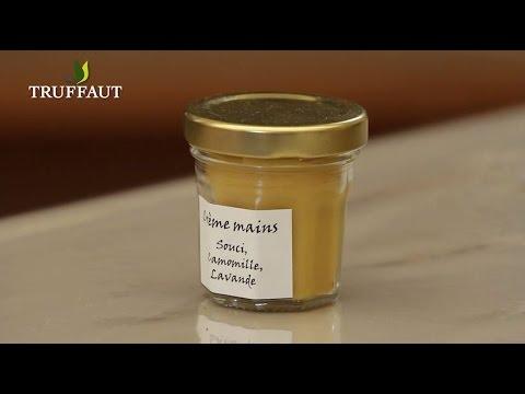 DIY : recette naturelle pour faire une crème pour les mains maison à la lavande- Truffaut - YouTube