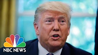 President Donald Trump Teases Fourth Of July Celebration 'Like No Other' | NBC News