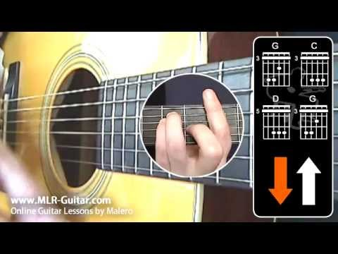 Guitar Lessons For Beginners - Free Guitar Lessons