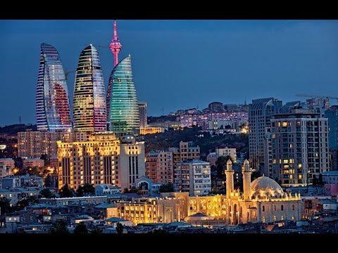 Азербайджан - Шеки - Киш - YouTube