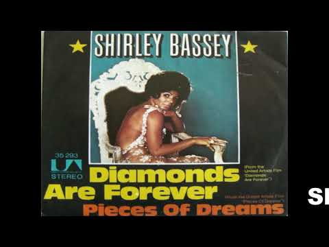 Shirley Bassey-Diamonds Are Forever 1961