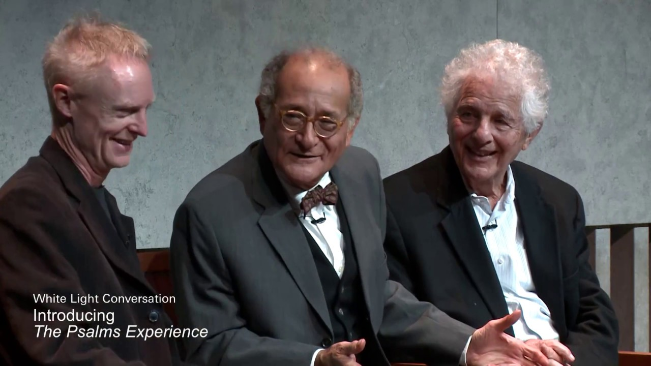 Video: Panel Discussion: Introducing The Psalms Experience