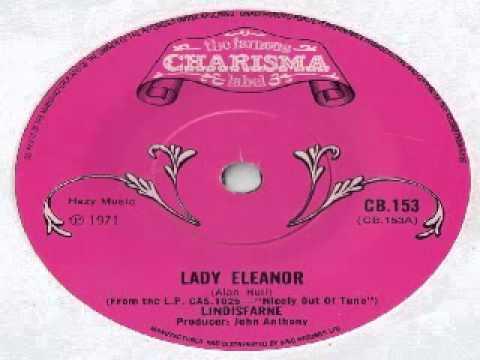 Lindisfarne - Lady Eleanor'88 Remix.