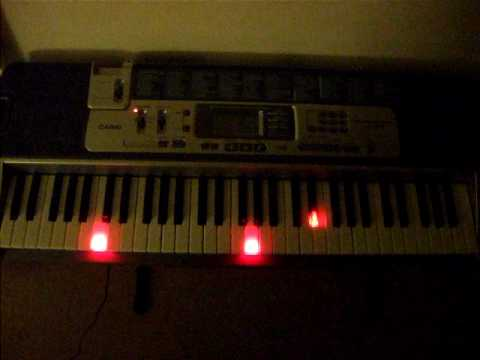 How to play Moonlight Sonata by Beethoven