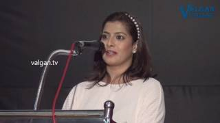 Different characterisation for Action king Arjun in Nibunan : varalaxmi  | Nibunan Trailer Launch