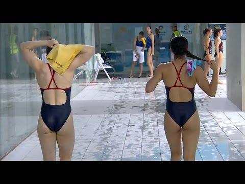 Baku2015 3m synchronized final