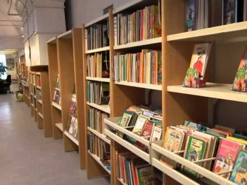 bibliotek brønderslev