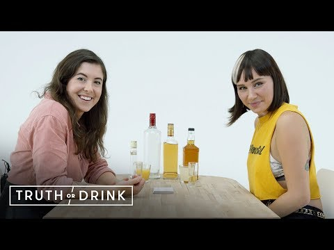 Best Friends Reveal the Awkward Truth   Truth or Drink   Cut