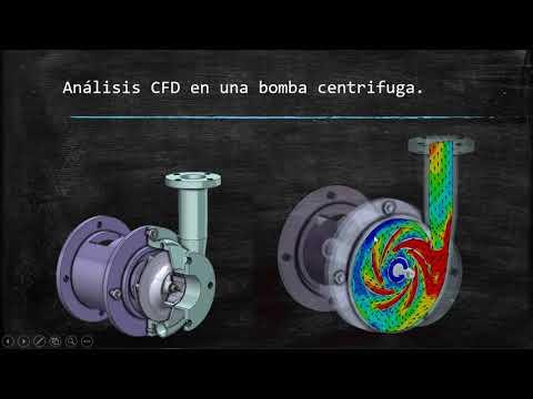SIMULIA XFlow – Tutorial de flujo en una bomba centrifuga.
