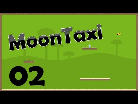 Let's Code Moontaxi [02] - Wir brauchen Hindernisse