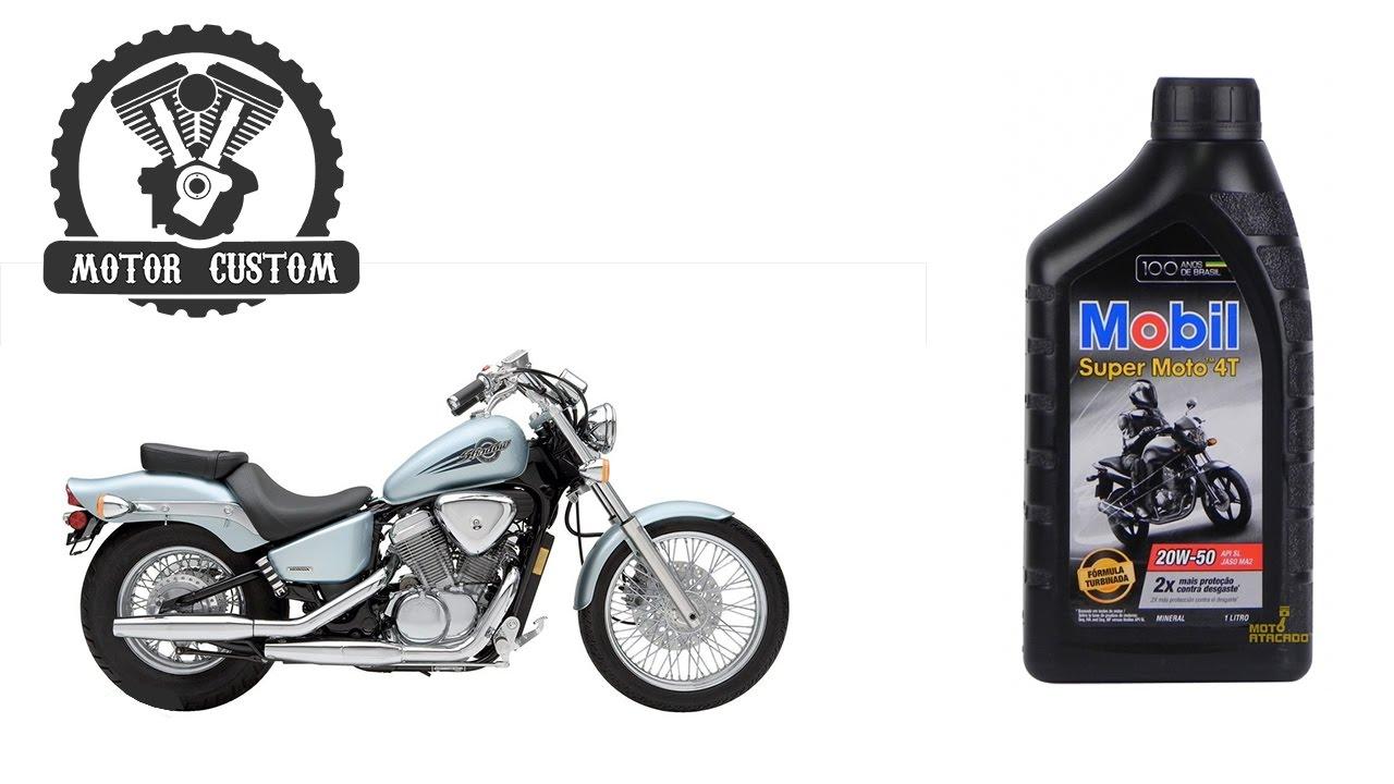 3 Com Quantos Km Eu Devo Trocar O Leo Da Shadow 600 Youtube E Leite 50cc Honda Engine Diagram Motor Custom