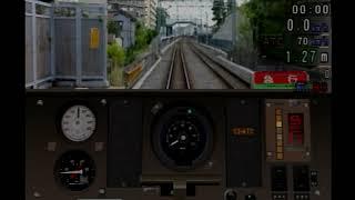 Train Simulator + 電車でGO! 東京急行編 #4 東急8000系 東急東横線 急行 菊名⇒渋谷
