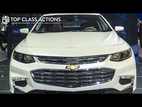 Chevy Accused Of Hiding Massive Vehicle Defect From Consumers