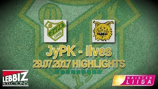 JyPK - Ilves 29.7.2017 Highlights!