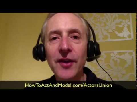 Equity Actors Union For Theatre Actors