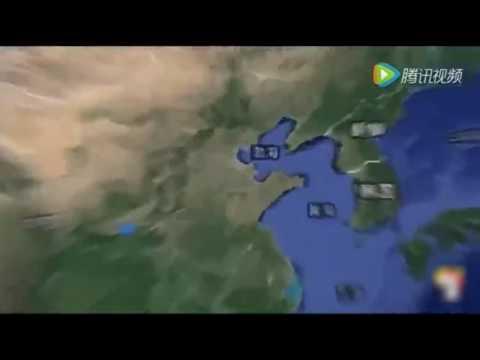 Yantai ~ Dalian kereta express bawua laut tercanggih didunia