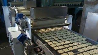 Технологическая линия для производства сахарного печенья(Технологическая линия для производства сахарного печенья от компании СтанГрадъ. Позволяет производить..., 2014-04-15T09:19:06.000Z)